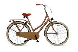 28 Zoll Hollandrad Damen Altec London Single Speed Karamell 56 cm Rahmengröße
