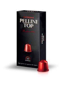 Pellini Top Espresso | 10 Nespresso® komp. Kapseln