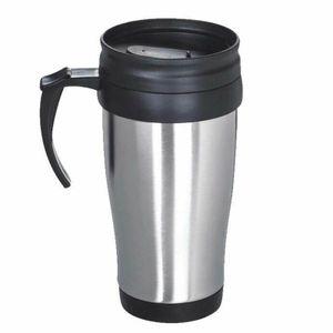 Autobecher Kaffeebecher Kaffee to Go Isobecher Thermobecher Trinkbecher 450ml
