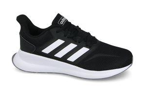 adidas Runfalcon Damen Sneaker Schwarz Schuhe, Größe:40