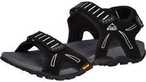 McKinley Herren Trekking-Sandale BARBADOS VIBRAM schwarz, Größe:44