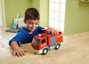 Revell Fire Truck - Auto-Modellbausatz; 804