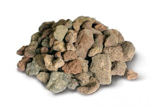 Lavasteine 3kg Activa Grillküche für Lavasteingrill