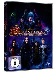 Descendants #3 - Die Nachkommen (DVD) Min: 102DD5.1WS - Disney  - (DVD Video / Fantasy)
