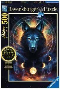 Leuchtender Wolf Ravensburger 13970