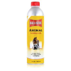 Ballistol Animal Tierpflegeöl 500 ml - Pflegeöl für das Fell (1er Pack)