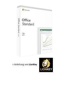 Microsoft Office 2019 Standard | für Mac