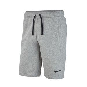 Nike Hose Kurz für Herren aus Baumwolle, Größe:M, Farbe:Grau