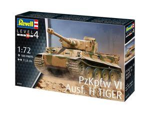 REVELL GmbH & Co.KG PzKpfw VI Ausf. H. Tiger 0 0 STK
