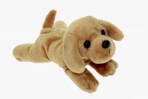 Plüschtier Hund, 16 cm,  Kuscheltier Stofftier Haustiere Hunde Welpe