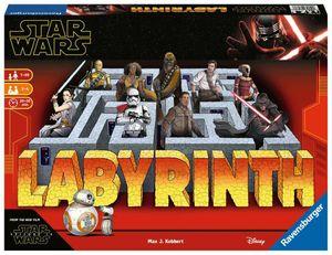 Familienspiel Legekartenspiel Star Wars IX Labyrinth 26137