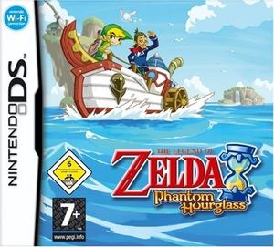 The Legend of Zelda - Phantom Hourglas