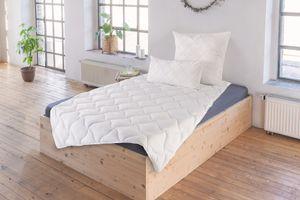 Schiesser Ganzjahres Steppbett, Bettdecke, Allergiker geeignet, , Größe: 135 cm x 200 cm