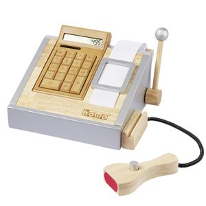howa Spielkasse Kinderkasse mit Rechner Kaufladenzubehör 4873