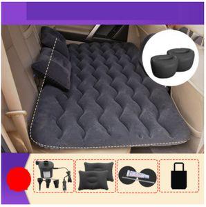 Auto Luft Bett Bequeme Reise aufblasbare Rücksitz Kissen Luftmatratze für Reisen Camping Outdoor Aktivitäten