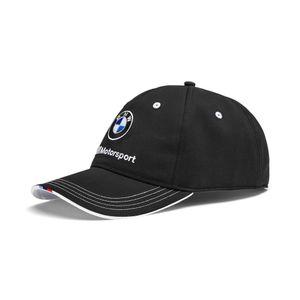 PUMA BMW Motorsport - Damen/Herren Team Baseball Cap - Snapback - Einheitsgröße