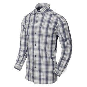 Helikon-Tex TRIP Shirt Hemd Nylon Blend Indigo Plaid M