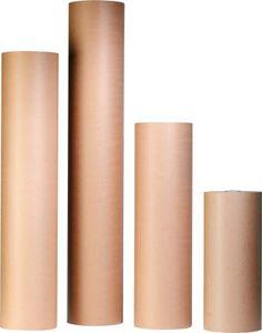 TransPak Packpapier,19 KG/Rolle, 75cm breit, 80g/qm, braun