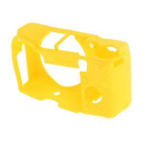 für A6300 Camera  Case Cover Haut Easy Access Wasserdicht Gelb wie beschrieben