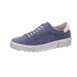 Gabor Shoes     blau kombin, Größe:4, Farbe:nautic/weiss 8