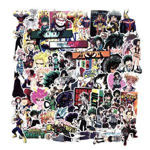 Hochwertige My Hero Academia Vinyl Aufkleber -