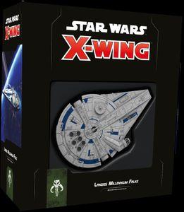Star Wars: X-Wing 2. Edition - Landos Millen.Falke