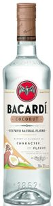 Bacardi Coconut Rum with Natural Flavors | 32 % vol | 0,7 l