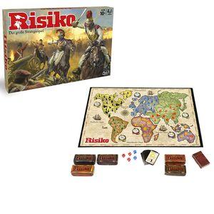 Hasbro Risiko Strategiespiel Brettspiel Gesellschaftsspiel Risk