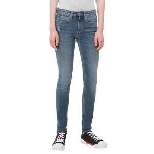 Calvin Klein Jeans Denim Pants London Mid Blue 28