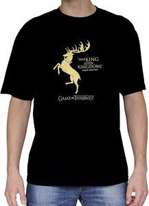 Game of Thrones T-Shirt 'Baratheon' , Größe:L
