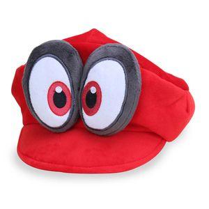 Super Mario Odyssey Hut Erwachsene Kinder Anime Cosplay Caps