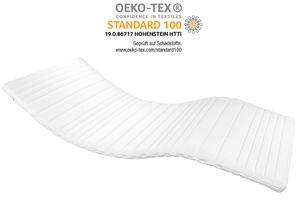 AM Qualitätsmatratzen | Basic Komfortschaum-Topper | 180x200 cm | 6 cm Höhe | Matratzentopper | 180/200 | Komfortschaum Topper