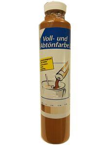 Wilckens Voll-und Abtönfarbe  innen&außen Lösemittelfrei matt 750 ml Farbton Wählbar , Wilckens:caramel