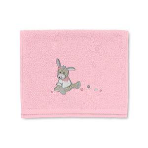 Sterntaler Babyhandtücher Emmi Girl Kinderhandtuch rosa