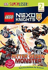 SUPERLESER! LEGO® NEXO KNIGHTS. Ritter gegen Monster