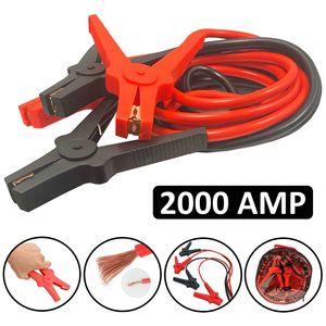 Starthilfekabel Überbrückungskabel 3m 2000 AMP KFZ PKW LKW Starterkabel Kabel
