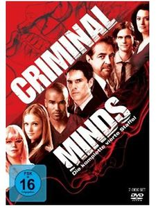 Criminal Minds - Staffel #4 (DVD) 7DVDs Min: 1064DDWS