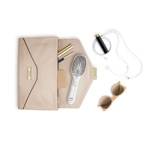 Braun Satin Hair 7 IONTEC Haarbürste BR750 – Haarbürste mit natürlichen Borsten und Ionentechnologie zur Förderung des Glanzes