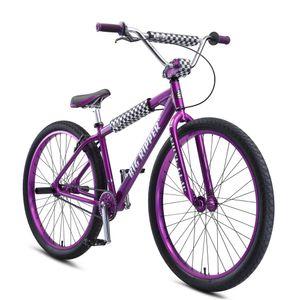 SE Bikes Big Ripper 29 Zoll Wheelie Bike BMX Cruiser Oldschool Fahrrad 29', Farbe:purple rain, Rahmengröße:43 cm