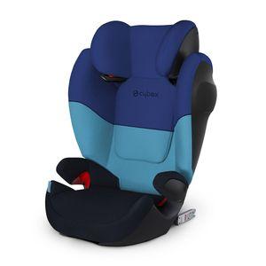 Cybex Kindersitz Solution M-Fix SL Blue Moon