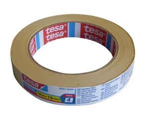 Tesa Malerband 50mx19mm Kreppband Malerkrepp Abklebeband Abdeckband Klebeband