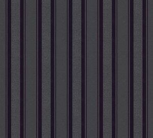 Livingwalls Vliestapete Neue Bude 2.0 Tapete schwarz 10,05 m x 0,53 m 361673 36167-3