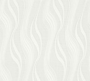 A.S. Création Vliestapete Simply White 4 Tapete weiß 10,05 m x 0,53 m 247919 2479-19