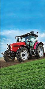 Trecker Traktor Strandtuch Duschtuch Badetuch 70x140 cm