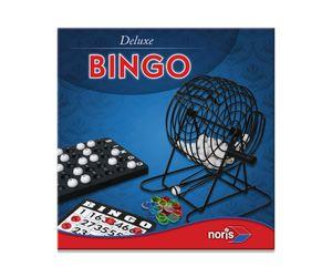 Noris Spiele Deluxe Bingo; 606108011