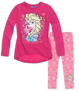 Disney Die Eiskönigin Tunica mit Leggings pink