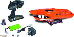 Carson Rennboot Race Shark FD 2.4GHz 100% RTR orange #500108034