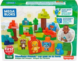 Mega Bloks Waldfreunde Bausteine (70 Teile)