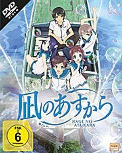 Nagi no Asukara - Volume 1: Episode 01-06 im Sammelschuber