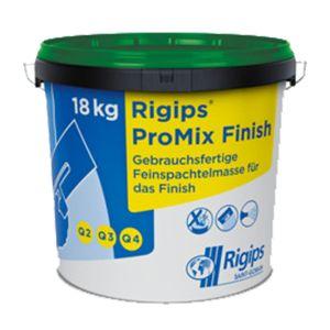 Rigips ProMix Finish Feinspachtelmasse 18kg